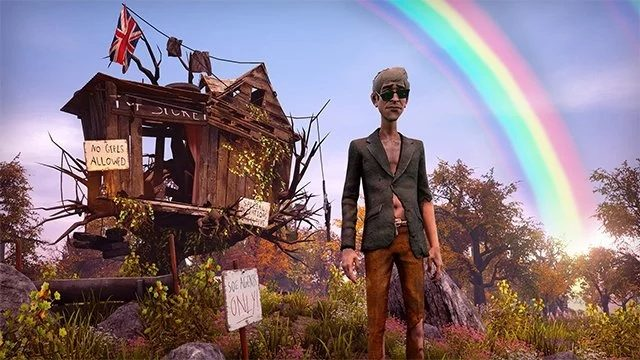 We Happy Few 1.7 update patch notes