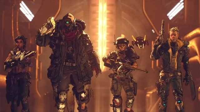 Borderlands 3 may be hitting stores in September