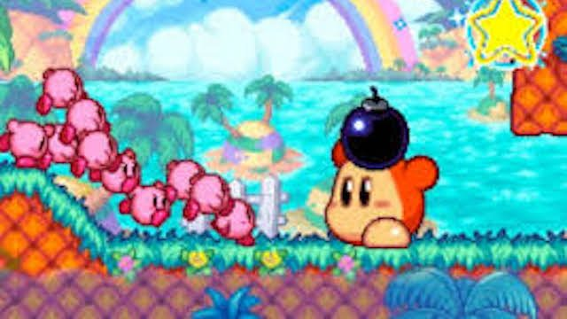 Best Kirby Games