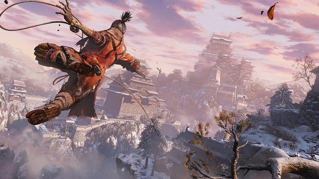 Sekiro PS4 copies