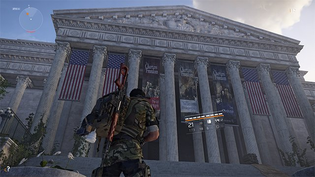 The Division 2 How to Save