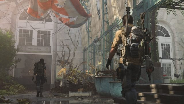 The Division 2 third-party sellers