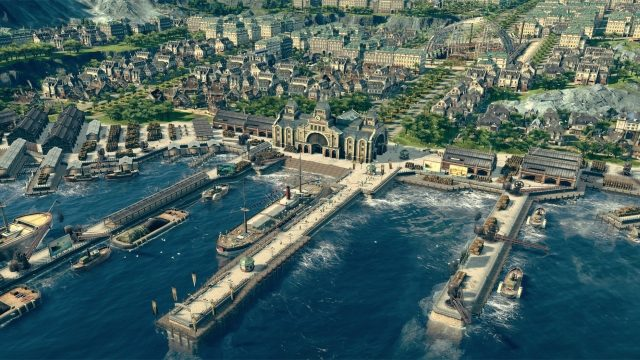 Anno 1800 Update Today (April 25) Patch Notes