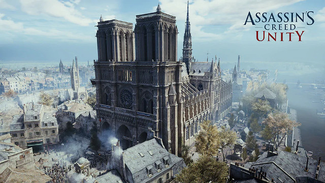 Assassin's Creed Unity free on the Uplay Store, Ubisoft