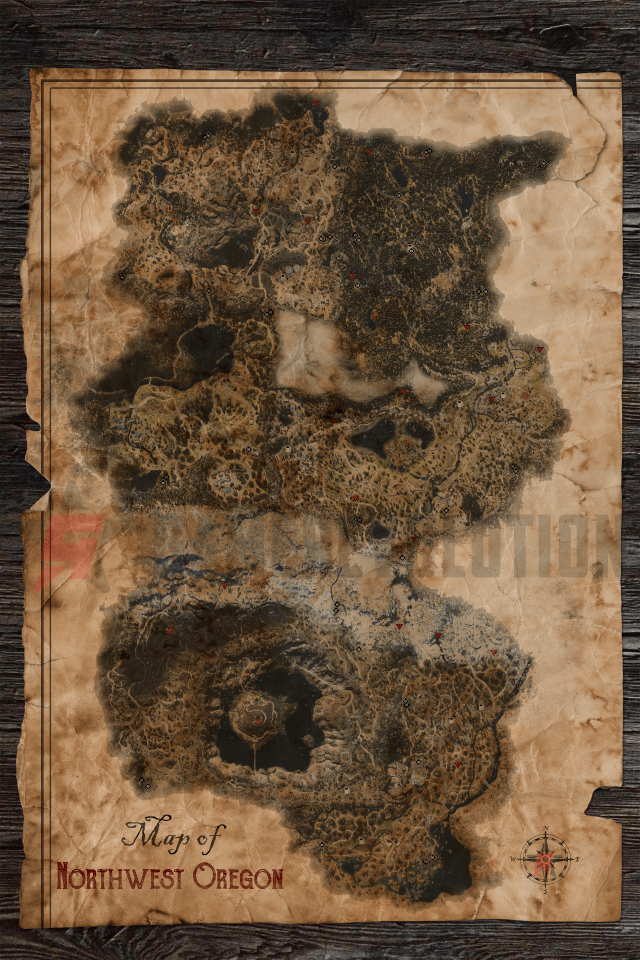 Days Gone Map No Icons Watermark 1920px