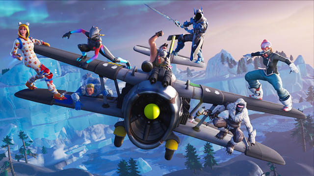 Fortnite Nexus Event