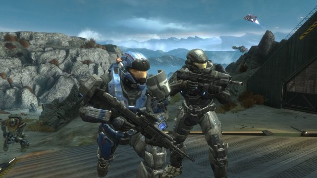 halo reach pc xbox one