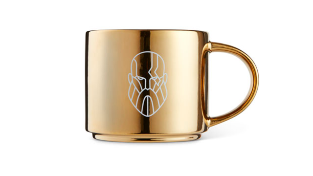PlayStation Gear Store Kratos Mug