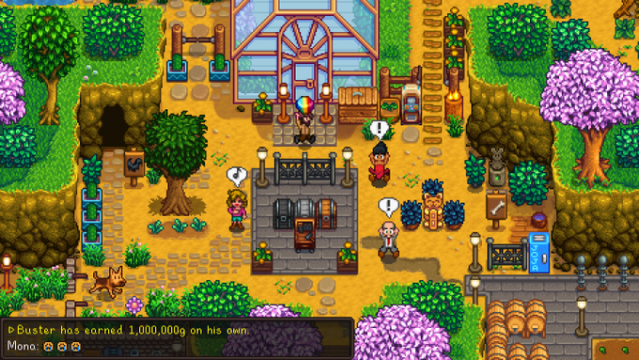 Stardew Valley 1.4 Update