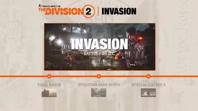 The Division 2 Invasion: Battle for DC | Tidal Basin, WT5