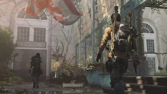 The Division 2 unable to deconstruct items