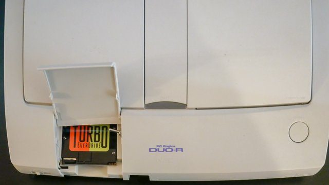 Turbo Everdrive Review Console Top