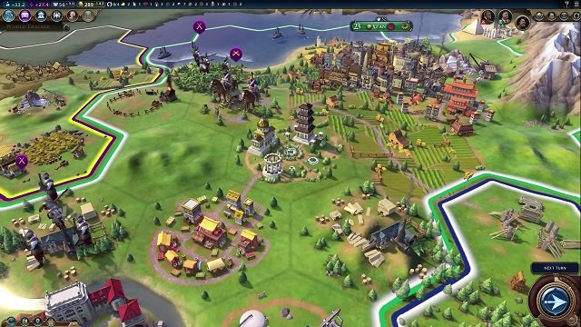Civilization 6 cross-platform saves can now move between PC