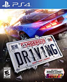 Box art - Dangerous Driving