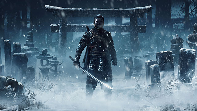ghost of tsushima, sony