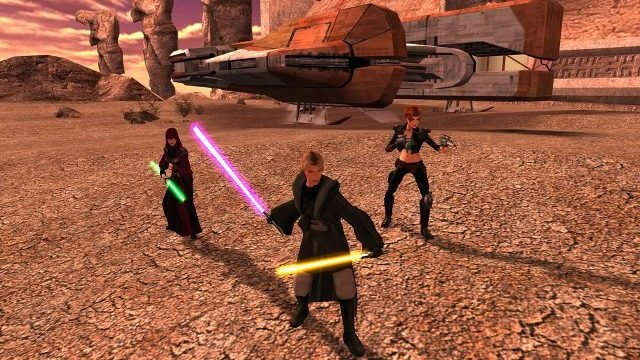 Knights of the Old Republic 3 ain't happening