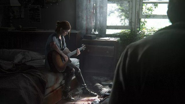 The Last of Us 2's final scene, Uncharted 5, sony, e3
