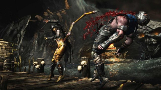 Mortal Kombat Best and Worst Games
