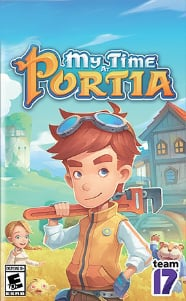 Box art - My Time at Portia