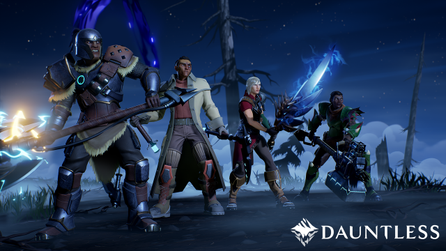 Dauntless Create a Guild Bug