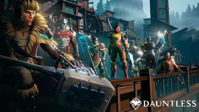 Dauntless hits four million players