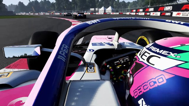 F1 2019 Game Trailer