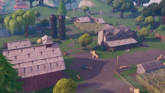 Fortbyte 24 Fortnite Fatal Fields