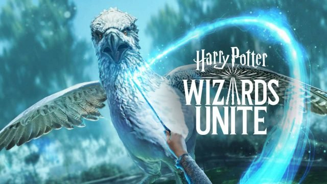 Harry Potter Wizards Unite Select a House