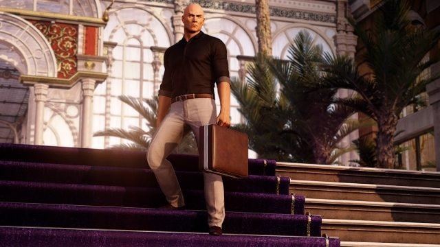 Hitman 2 May Roadmap