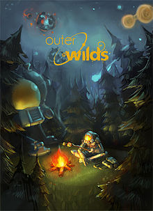 Box art - Outer Wilds