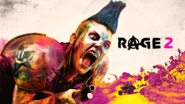 Rage 2 Steam Launching Bug