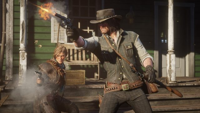 Red Dead Online without PlayStation Plus
