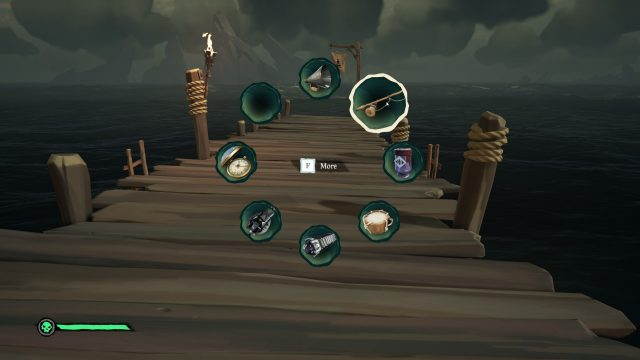 Sea of Thieves - Equip Fishing Rod