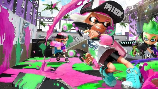 Splatoon 2 4.8.0 update patch notes