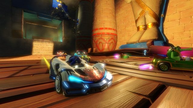 Team Sonic Racing Cross-Platform | Is cross-play available