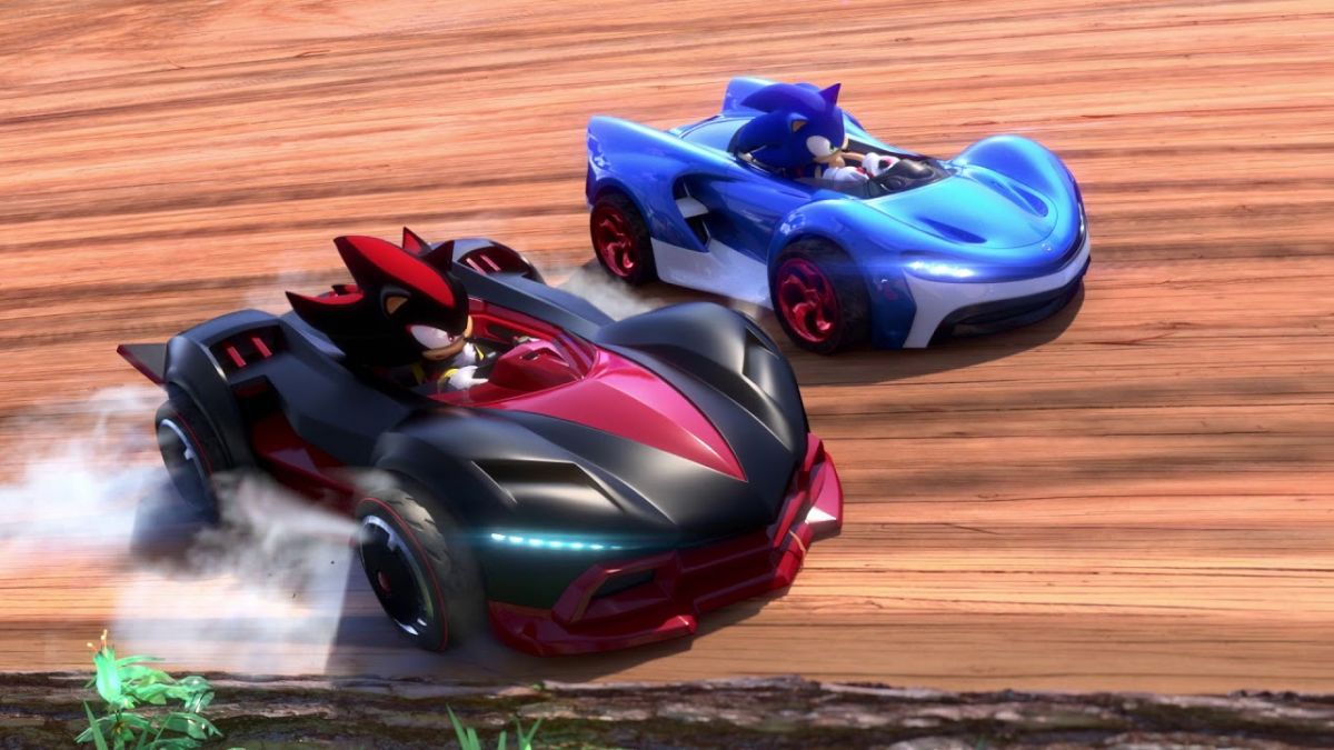 Team Sonic Racing Boost