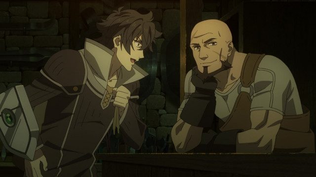 The Rising of the Shield Hero episode 21