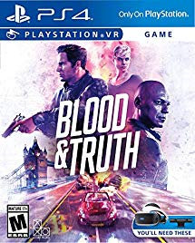 Box art - Blood and Truth