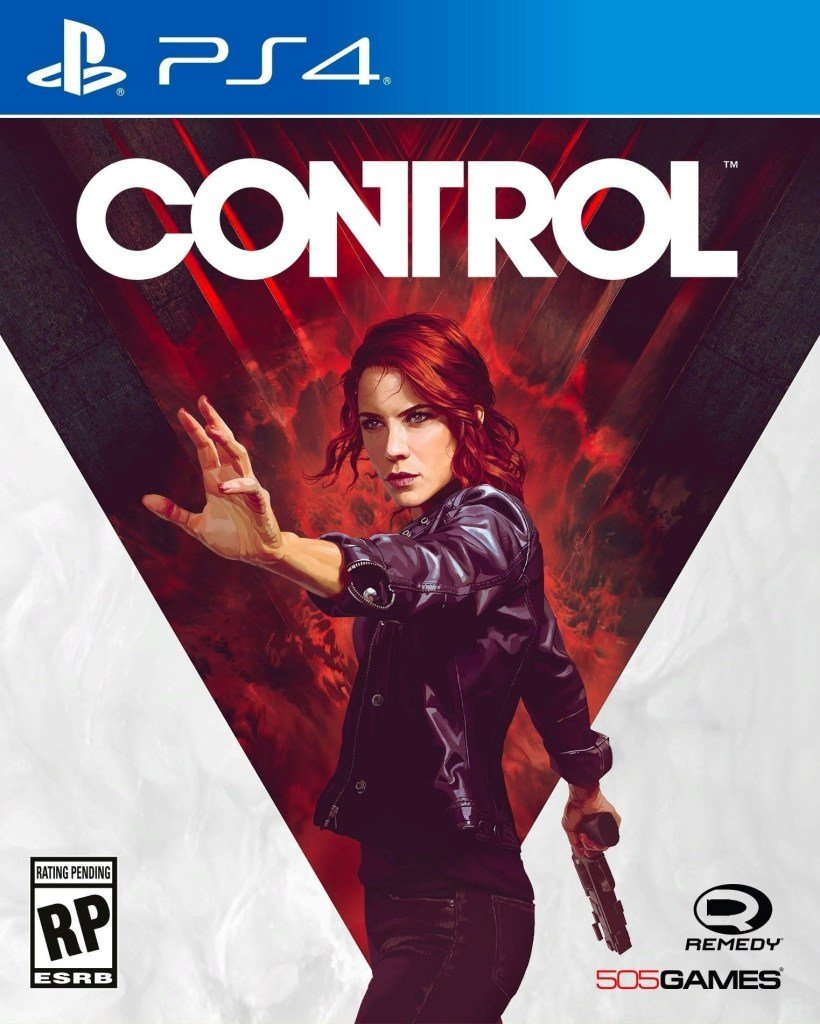 Box art - Control Review | Weirdness, perfected