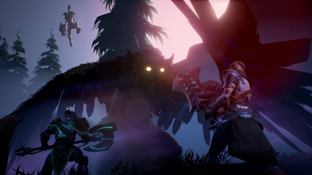 Dauntless player count passed 4 million across all platforms