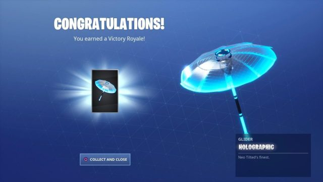fortnite season 9 umbrella