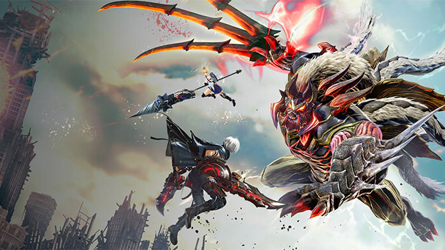 God Eater 3 Switch demo announced