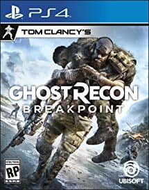 Box art - Ghost Recon Breakpoint