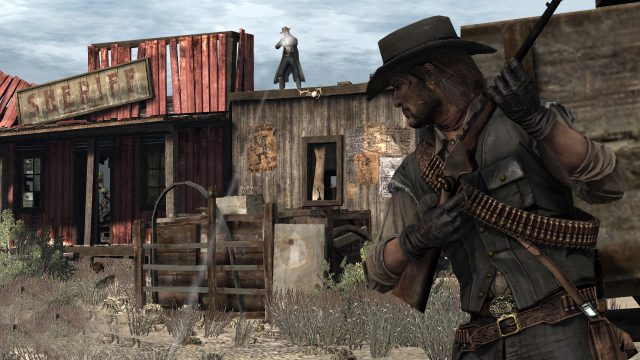 this week in gaming red dead redemption