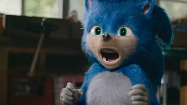sonic movie delayed