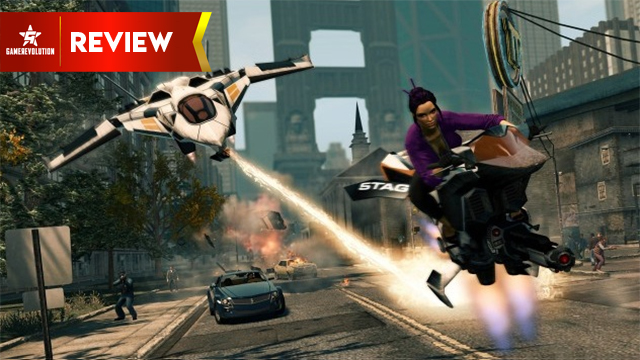 Saints Row: The Third Switch Review | Hitting the high spot ...