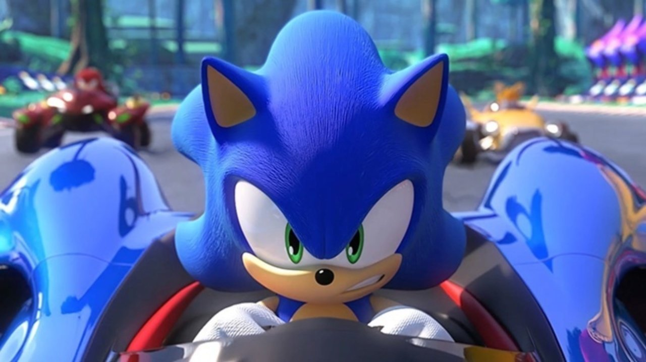 Team Sonic Racing vs Sonic All-Stars Racing