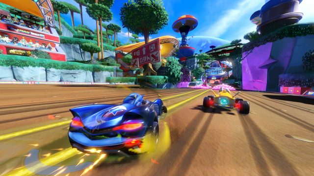Team Sonic Racing Unlockables