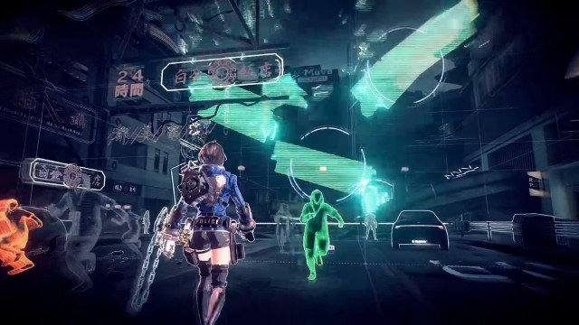 Astral Chain Trilogy
