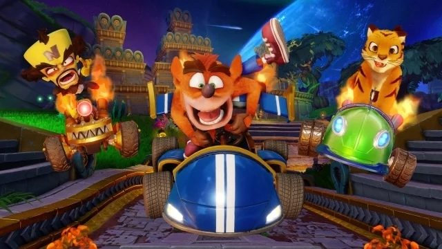 Crash Team Racing Nitro-Fueled Split Screen Multiplayer Explained